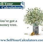 Sell Your Calculators